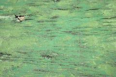 Opróżnia starą obieranie farby drewna powierzchnię Textured tło dla produktu i karmowego składu z przestrzenią dla teksta Zdjęcie Stock