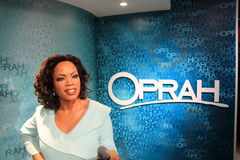 Oprah Winfery Fotografia Stock