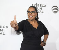 Oprah Winfery Fotografia Royalty Free