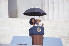 Oprah Winfrey fotografía de archivo libre de regalías
