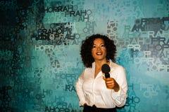 Oprah Winfrey Royalty-vrije Stock Fotografie