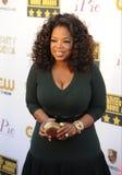 Oprah Winfrey Stock Photo