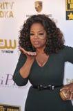Oprah Winfrey stock image
