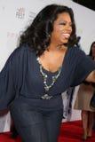 Oprah Winfrey, Saphir stockbild