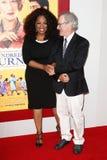 Oprah Winfrey, Steven Spielberg Foto de Stock Royalty Free