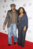 Oprah Winfrey and Tyler Perry Royalty Free Stock Photos