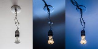 Oprawa oświetleniowa obrazy royalty free