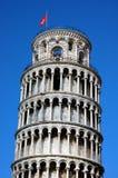 oprzeć wieżę w pizie Zdjęcie Royalty Free