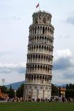 oprzyj się Pisa wieży Obraz Stock