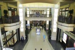 Opslag en restaurants in het Theater van Kodak Stock Foto's