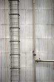 Opslag met ladder Royalty-vrije Stock Foto