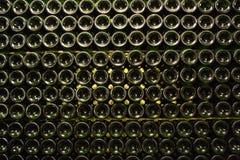 Opslag van flessen Royalty-vrije Stock Foto's