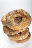 Opslag van ongezuurde broodjes Royalty-vrije Stock Foto's
