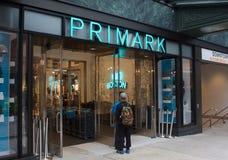 Opslag van Primark de nieuwe Boston Massachusetts Royalty-vrije Stock Foto
