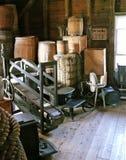 Opslagruimte in Kaap Breton royalty-vrije stock fotografie