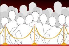 Opstelling royalty-vrije illustratie