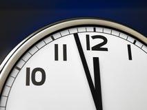 Opstelling uw tijd Stock Foto
