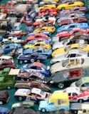 Opstoppingstuk speelgoed auto's Royalty-vrije Stock Afbeelding