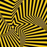 Optar Art Illustration Foto de Stock