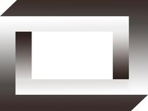 Optic illusion Royalty Free Stock Photo