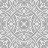 Optical art abstract seamless pattern Royalty Free Stock Photos