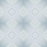 Optical art abstract seamless pattern Stock Photo