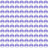 Optical Art Air Bubbles Violet Royalty Free Stock Photography
