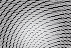 Optical art background black and white vector Royalty Free Stock Images