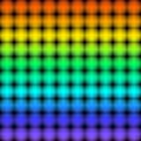 Optical Art Grid Royalty Free Stock Images