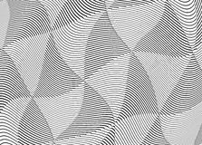 Optical Art. Op art, also known as optical art, is a style of visual art that makes use of optical illusions Stock Image
