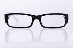 Optical black glasses Stock Photography