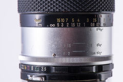 Optical Camera Lens 01 Stock Images