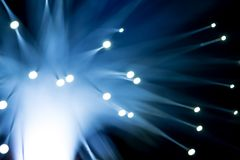Optical Channels Abstract. Blue Lights Optical Channels Abstract Background stock images