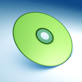 Optical disk Royalty Free Stock Photo