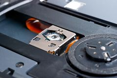 Optical drive Stock Image