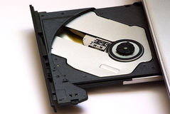 Optical drive Royalty Free Stock Image