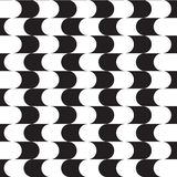 Optical effect pattern royalty free illustration