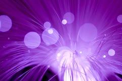 Optical fiber Royalty Free Stock Photo