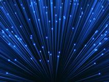 Optical Fiber Background Royalty Free Stock Photo
