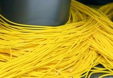 Optical fiber box Royalty Free Stock Photos