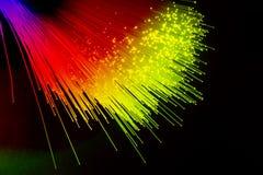Optical fiber stock photos