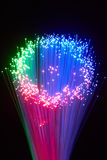 Optical fiber Stock Photography