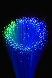 Optical fiber Royalty Free Stock Photos