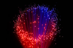 Optical fiber Royalty Free Stock Photography