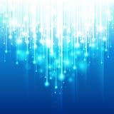 Optical Fibers Royalty Free Stock Photography