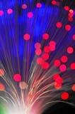 Optical fibers Stock Photos