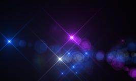 Optical flares Royalty Free Stock Photos