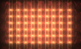 Optical flares Stock Image