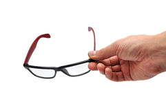 Optical glasses Royalty Free Stock Photo