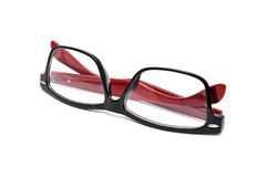 Optical glasses Royalty Free Stock Image